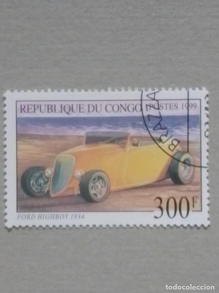 SELLOS TEMÁTICO (Sellos - Extranjero - África - Chad)