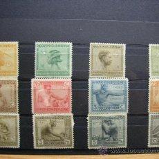 Sellos: CONGO BELGA-CONGO BELGE,1923,OFICIOS Y TRABAJOS INDIGENAS,IVERT 106-117,COMPLETA,NUEVOS . Lote 17826934