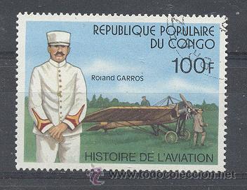 CONGO, REPUBLIQUE POPULAIRE DU CONGO-1977- YVERT TELLIER 473 (Sellos - Extranjero - África - Congo)