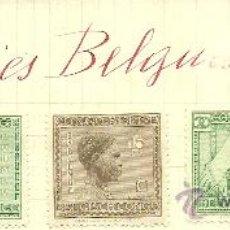 Sellos: (SE-21)LOTE DE SELLOS CONGO BELGA. Lote 22805144