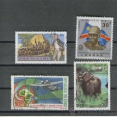 Stamps - CONGO. SELLOS. LOTE. - 26156359