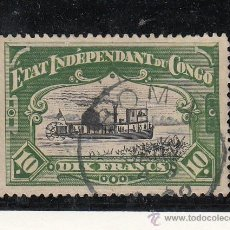Sellos: CONGO BELGA 29 USADA, . Lote 43757354