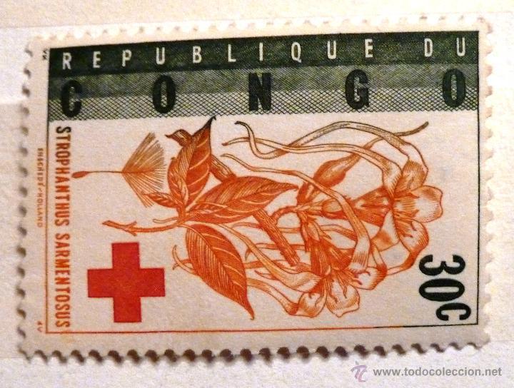 SELLOS CONGO 1963. NUEVO. (Sellos - Extranjero - África - Congo)