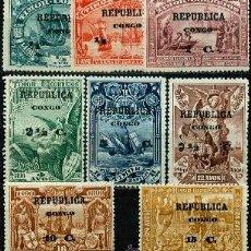 Sellos: CONGO PORTUGUES 1913 TIMOR. Lote 30008499