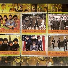 Stamps - Rep. Congo ** & The Beatles 2009 - 50723535
