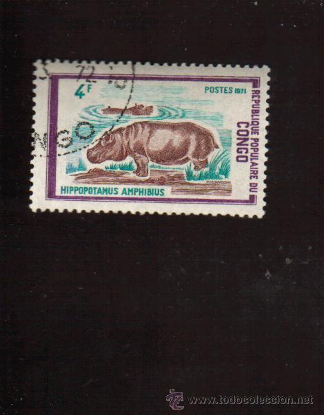 BONITO SELLO DEL CONGO EL DE LA FOTO QUE NO TE FALTE EN TU COLECCION (Sellos - Extranjero - África - Congo)