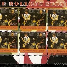 Stamps - Rep. Congo & Rock Legends, The Rolling Stones 2009 (33) - 57050434