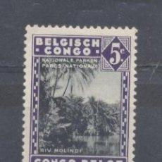 Sellos: CONGO BELGA, NUEVO. Lote 112408279