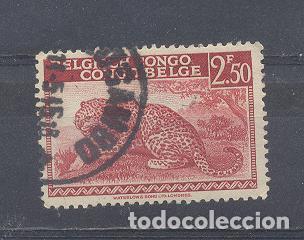 CONGO BELGA, USADO (Sellos - Extranjero - África - Congo)