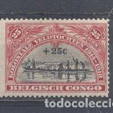 Sellos: CONGO BELGA,NUEVO. Lote 112410575