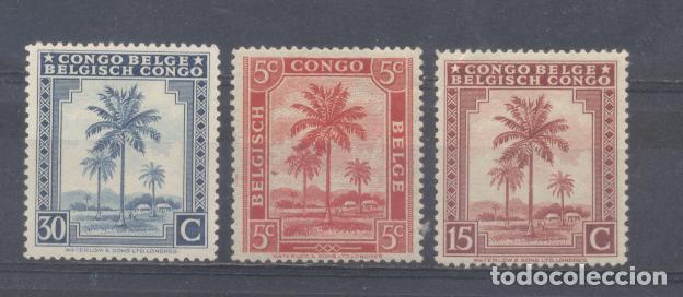 CONGO BELGA,NUEVO (Sellos - Extranjero - África - Congo)