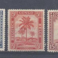 Sellos: CONGO BELGA,NUEVO. Lote 112413111
