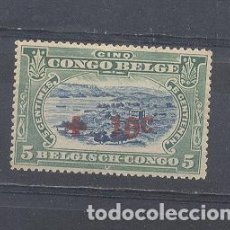 Timbres: CONGO BELGA,NUEVO. Lote 112414443
