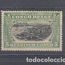 Sellos: CONGO BELGA,NUEVO. Lote 112415943