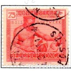 Sellos: CONGO BELGA.- SELLO DE SERIE DEL AÑO 1923-27, EN USADO. Lote 114039855