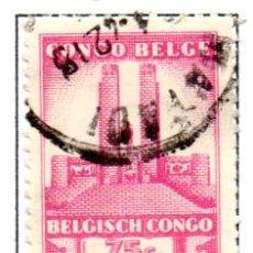 Timbres: CONGO BELGA.- SELLO DE 1941, EN USADO. Lote 114062003