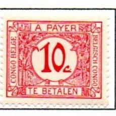 Sellos: CONGO BELGA.- SELLOS DEL AÑO 1923/39, EN NUEVOS.. Lote 114075487
