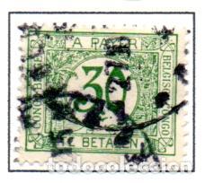 CONGO BELGA.- SELLO DEL AÑO 1923/29, EN USADO. (Sellos - Extranjero - África - Congo)