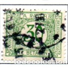 Sellos: CONGO BELGA.- SELLO DEL AÑO 1923/29, EN USADO.. Lote 114075795