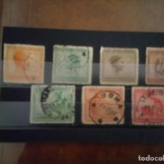 Sellos: CONGO BELGA, SELLOS DE 1925. Lote 131480890