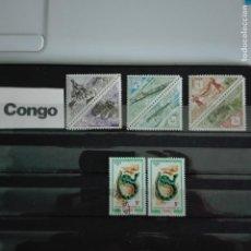Sellos: CONGO. Lote 133831290