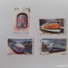 Stamps - CONGO Sellos usados - 161324818