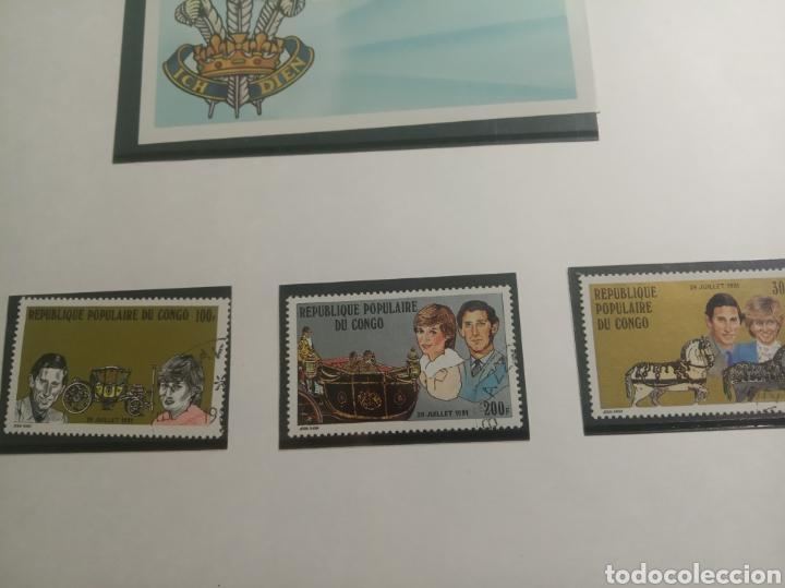 Sellos: El Congo sellos - Foto 3 - 180146196