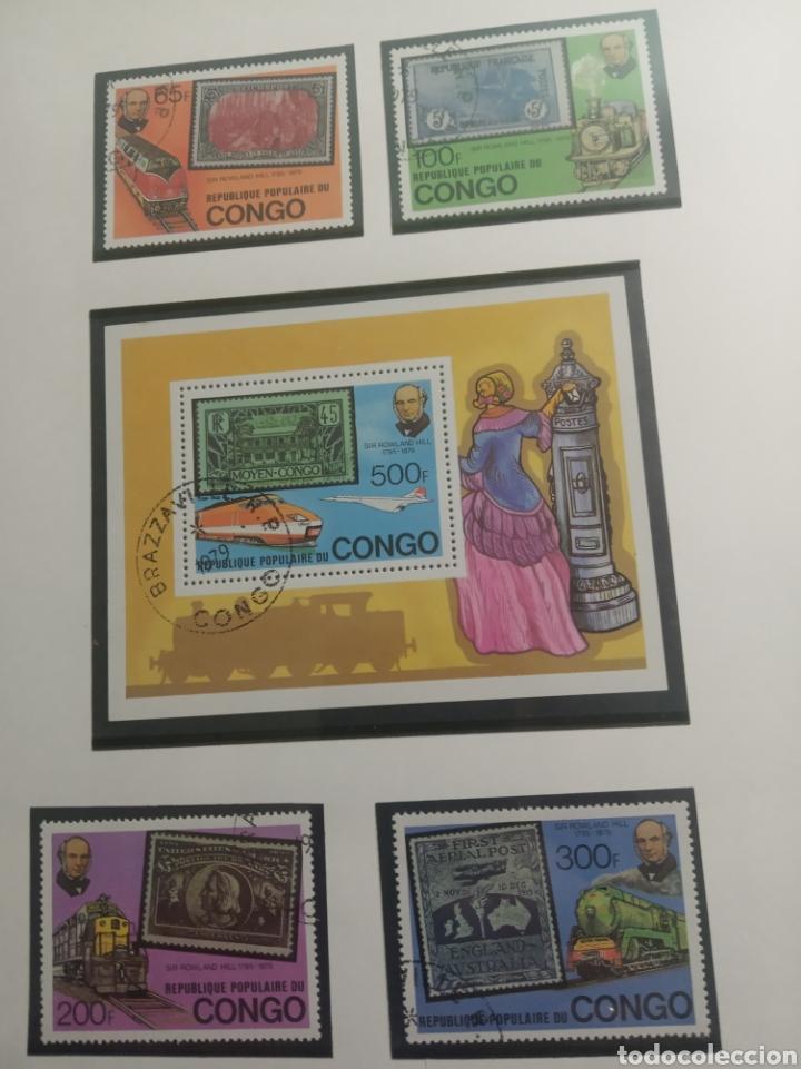 CONGO (Sellos - Extranjero - África - Congo)