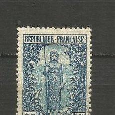 Sellos: CONGO COLONIA FRANCESA YVERT NUM. 34 USADO. Lote 191039195