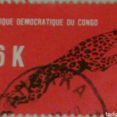 Sellos: SELLO REPÚBLICA DEMOCRÁTICA DEL CONGO 1968. Lote 203143456