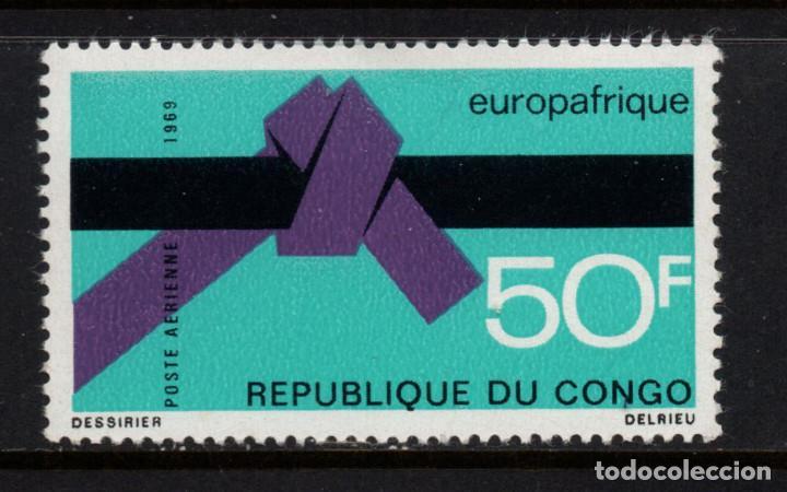 CONGO AEREO 86** - AÑO 1969 - EUROPAFRICA (Sellos - Extranjero - África - Congo)