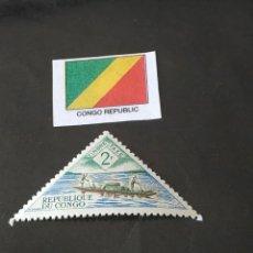 Sellos: CONGO A4. Lote 208397661