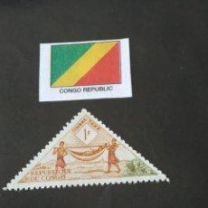 Sellos: CONGO A5. Lote 208397808