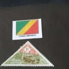 Sellos: CONGO A6. Lote 208397917