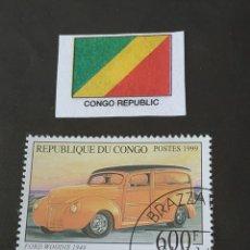 Sellos: CONGO D. Lote 208398445