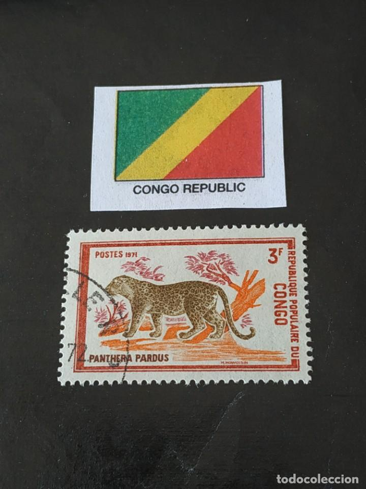 CONGO G2 (Sellos - Extranjero - África - Congo)