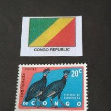 Sellos: CONGO H3. Lote 208399625