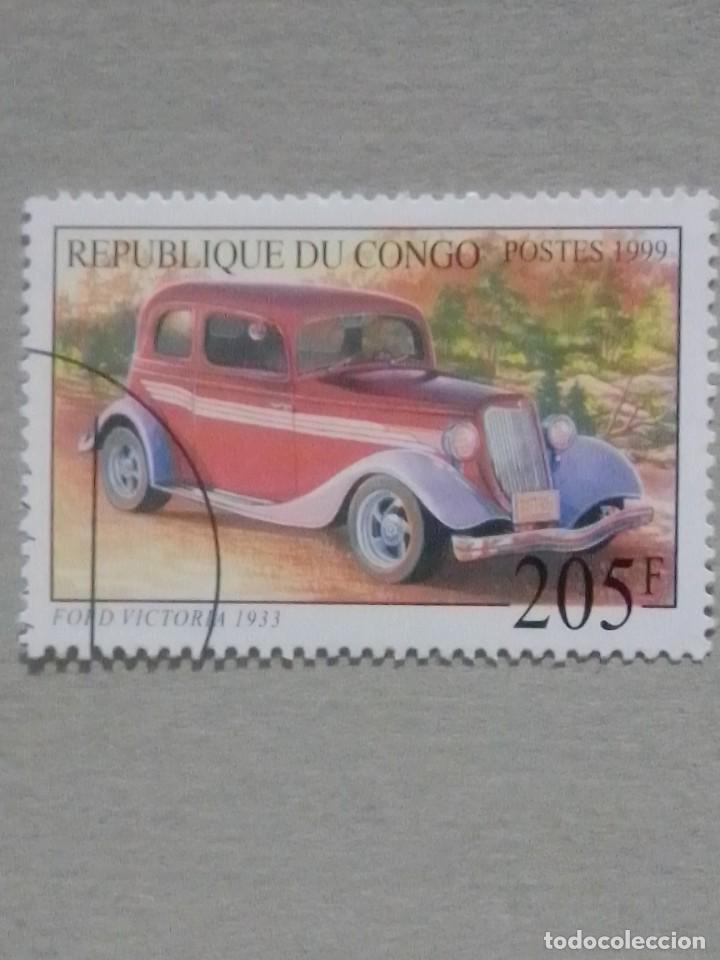 SELLOS TEMÁTICO (Sellos - Extranjero - África - Congo)