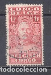 CONGO BELGA, 1928. USADO - STANLEY (Sellos - Extranjero - África - Congo)