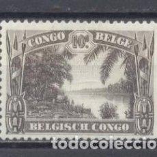 Francobolli: CONGO BELGA,1931 , NUEVO, SIN GOMA. Lote 237931840