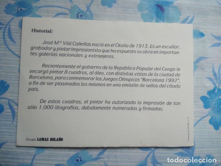Sellos: Sello republica popular del congo con su certificado de autenticidad - Foto 7 - 244689880