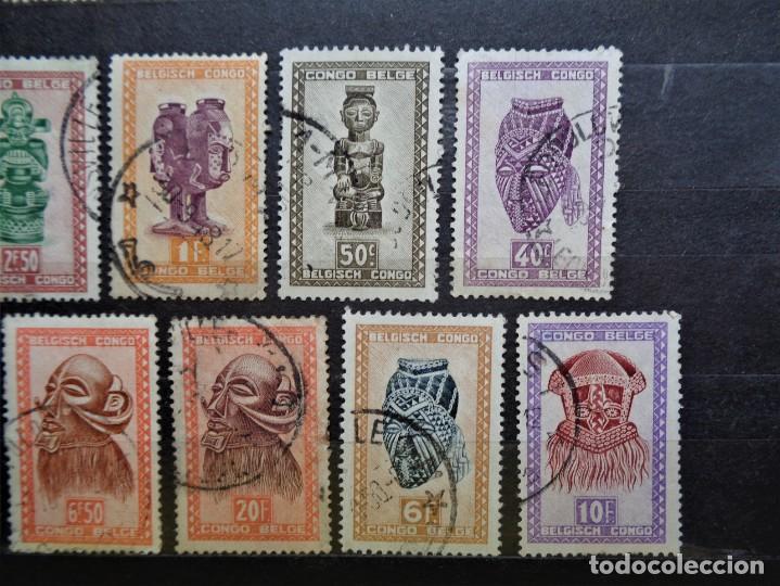 Sellos: Congo belga - Foto 5 - 254090945