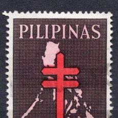 Sellos: FILIPINAS , 1963 , STAMP , , MICHEL Z 14. Lote 262367870