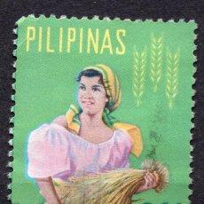 Sellos: FILIPINAS , 1963 , STAMP , , MICHEL 742. Lote 262368270