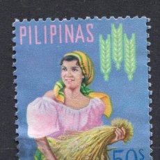 Sellos: FILIPINAS , 1963 , STAMP , , MICHEL 743. Lote 262368330