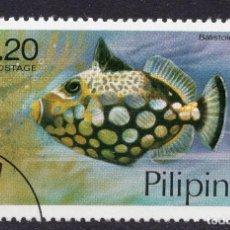 Sellos: FILIPINAS , 1978 , STAMP , , MICHEL 1257. Lote 262376200