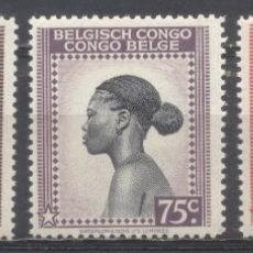 Sellos: CONGO BELGA, NUEVOS. Lote 263587980