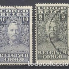 Sellos: CONGO BELGA, USADOS. Lote 263589085