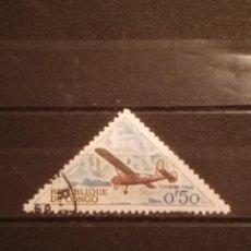 Timbres: SELLO R . DEL CONGO - TRIÁNGULO 5. Lote 274032218