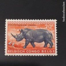 Sellos: ## CONGO BELGA NUEVO 1959 20C##. Lote 287658228